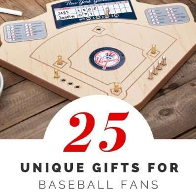 25 Gifts Baseball Fans Who Travel Will Love!