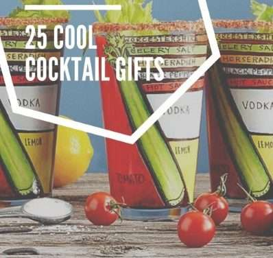 25 Gifts For Cocktail Lovers From Across The Globe